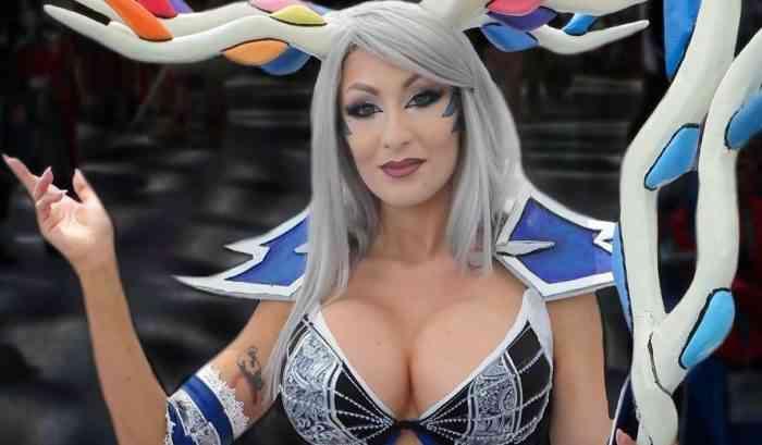 wondercon cosplay pic