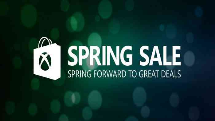Xbox Spring Sale starts next week