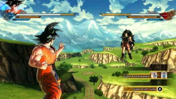 Dragon Ball Xenoverse 2.1