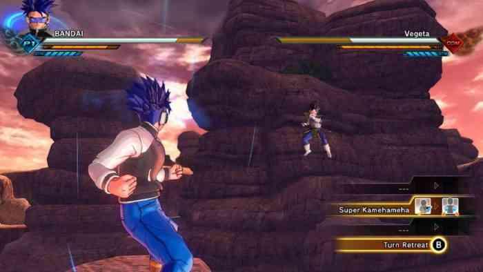 Dragon Ball Xenoverse 2.2