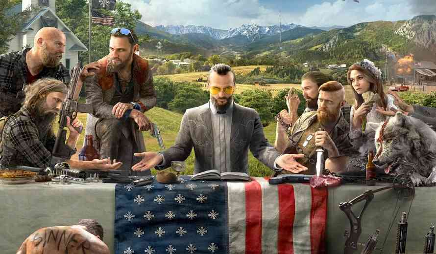 Ubisoft: Far Cry 5 Was the 4th Best Selling Game of 2018