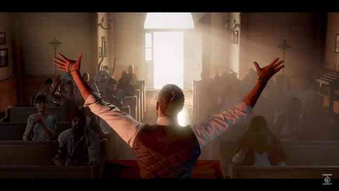 Far Cry 5 TOP SCREEN