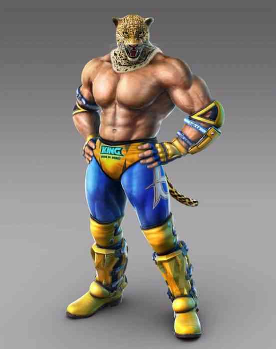 Top 10 Tekken Characters Current And Old Of All Time