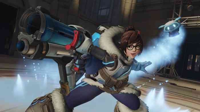 most annoying overwatch hero Overwatch Loot Box Game Overwatch Mei overwatch anniversary event