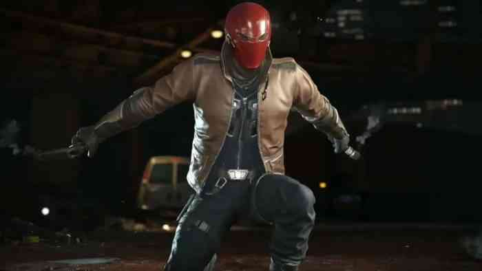 Red hood Injustice 2 1280