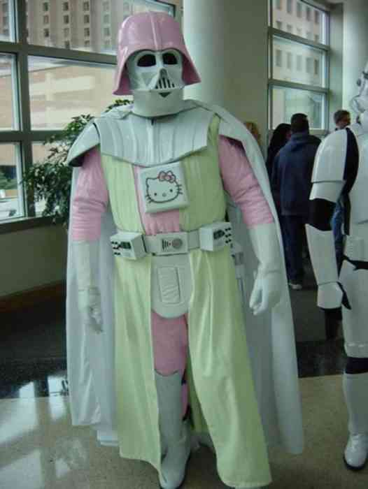 Star Wars Cosplay Pic 3