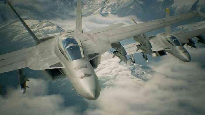 Ace Combat 7 vr gameplay