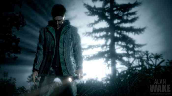 Alan Wake remedy entertainment