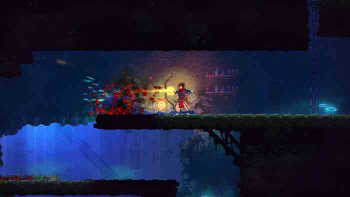 Dead Cells badass metroidvania mac version