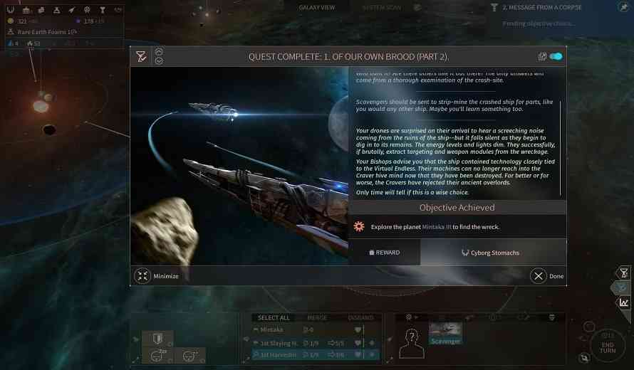 Endless Space 2 Review - An Experience You'll Wish Was Endless