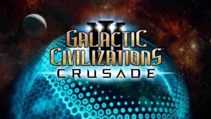 galactic civilizations iii crusade article