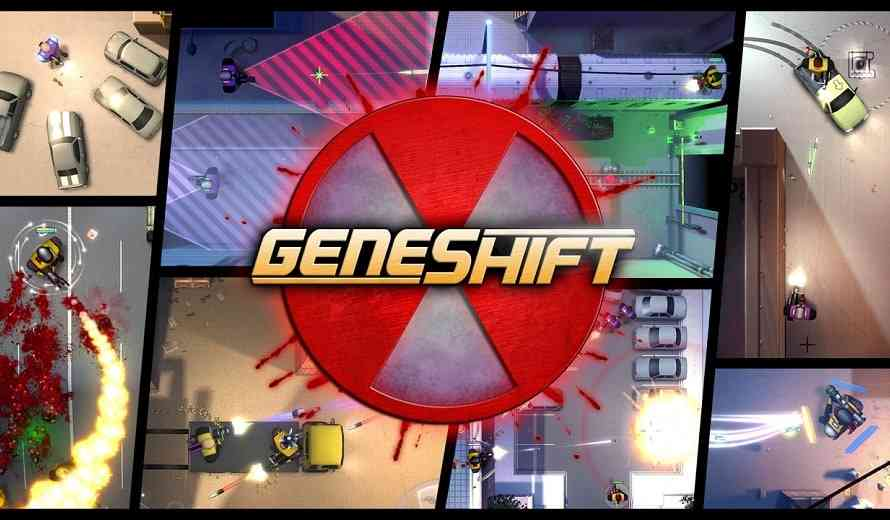 Grand Theft Auto 2 Inspired Game Geneshift Launches on Steam Early Access