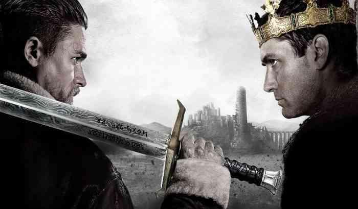 Friday Flicks: King Arthur: Legend of the Sword & Norman