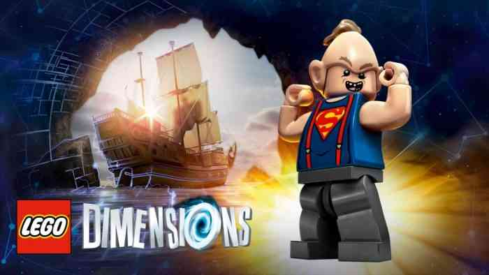 Lego Dimensions Goonies Top