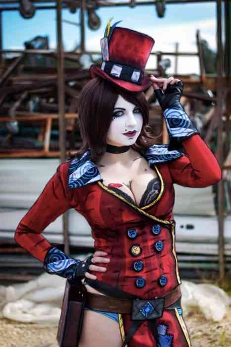Andy Rae, Cosplay