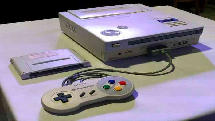 Ben Heck Fixes SNES PlayStation Prototype Console