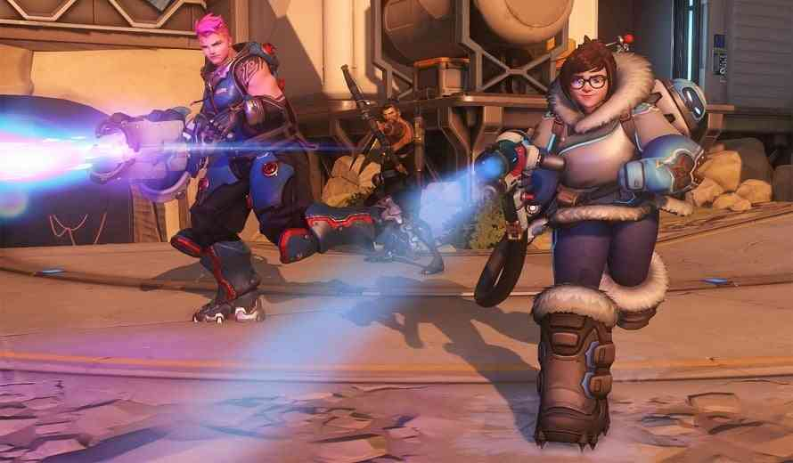 Plus-Sized Cosplay Model Absolutely Nails Mei from Blizzard's Overwatch