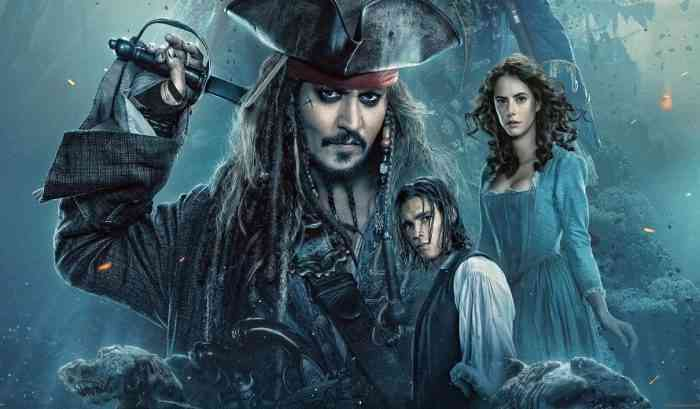 Johnny Depp Says 'Dead Men' Brings New Life To 'Pirates'