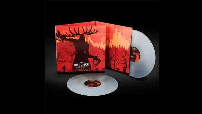 the witcher 3 vinyl soundtrack