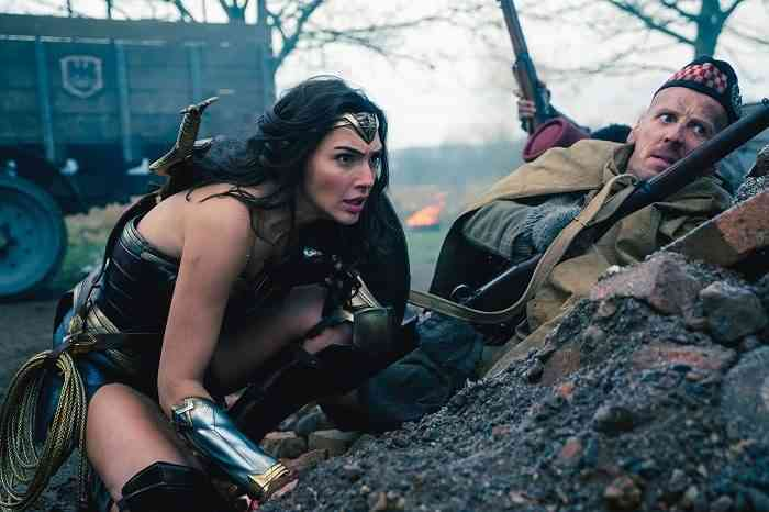 Gal Gadot embraces superhero's battle for truth, compassion