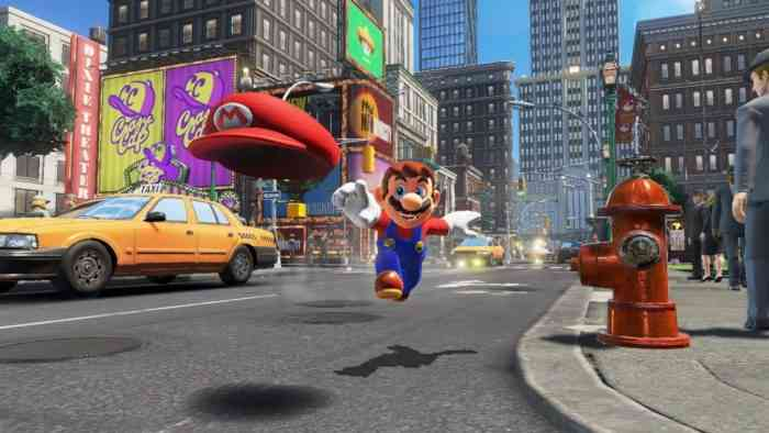 Super Mario Odyssey Official Rating SUper mario odyssey San Diego Comic-Con fastest selling