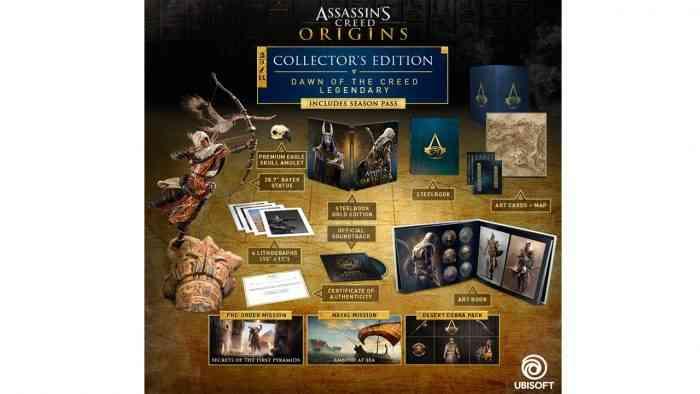 Assassin's Creed origins edition