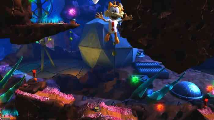 Bubsy the Bobcat Returns in New Game