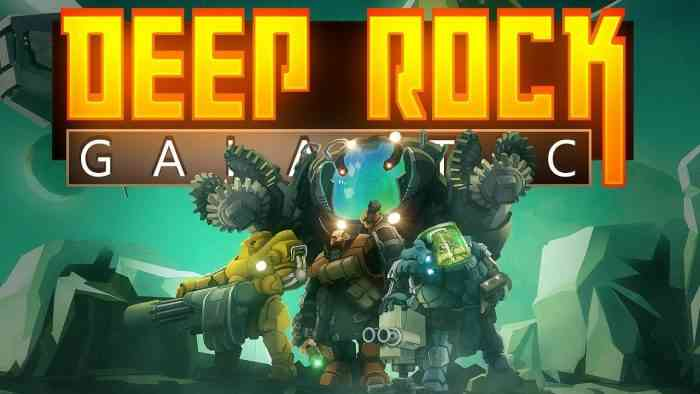 Deep Rock Galactic confirmed for Xbox One