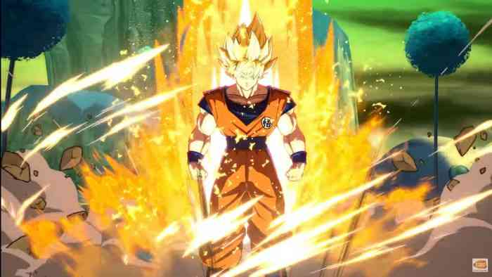 Dragon Ball FighterZ Hero