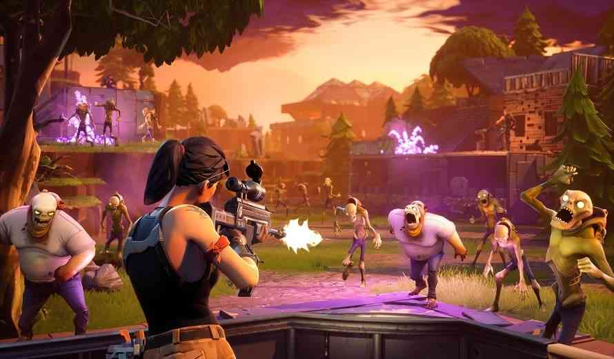 Epic Games Introduces Fortnite - A Cluster Bomb of Tower Defense, Horde Mode, and Xcom