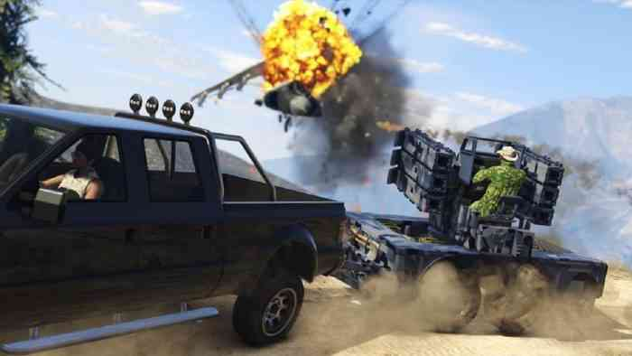 GTA Online Introduces Gunrunning