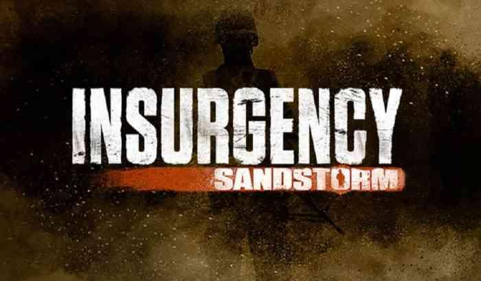 Insurgency: Sandstorm update
