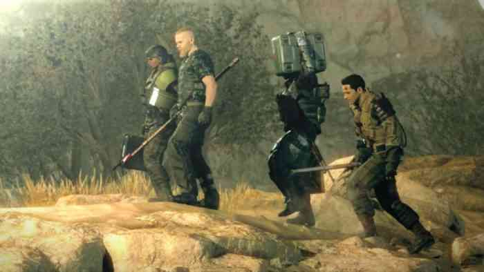 Metal Gear Survive delayed until early 2018