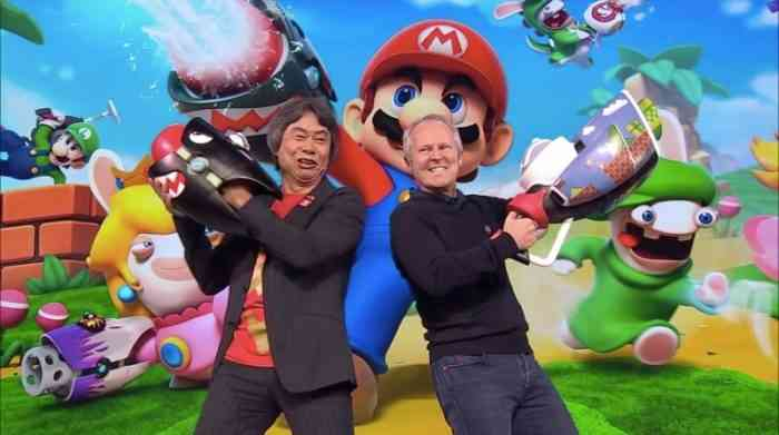 Mario + Rabbids Kingdom Battle is an XCOM-like Nintendo-Ubisoft mascot mashup