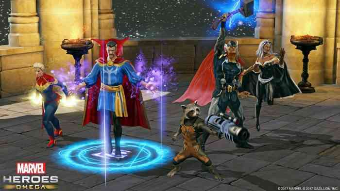 Marvel's Diablo-Style Game, Marvel Heroes, Shutting Down