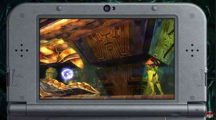 Metroid: Samus Returns gets back to platforming roots on 3DS