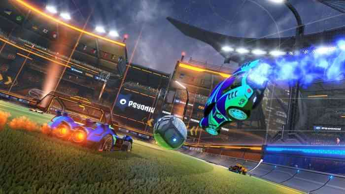 Rocket League's Second Anniversary Update Adds More Cars & A New Arena
