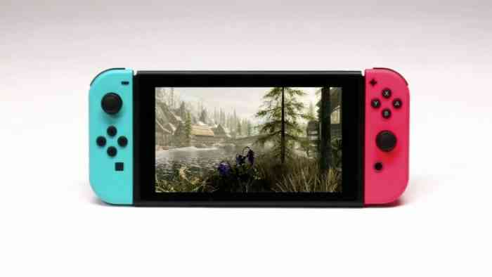 Skyrim Switch