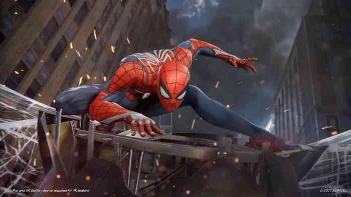 Spider-Man PS4 HERO