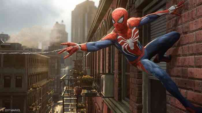 Spider-Man PS4 Screen 4