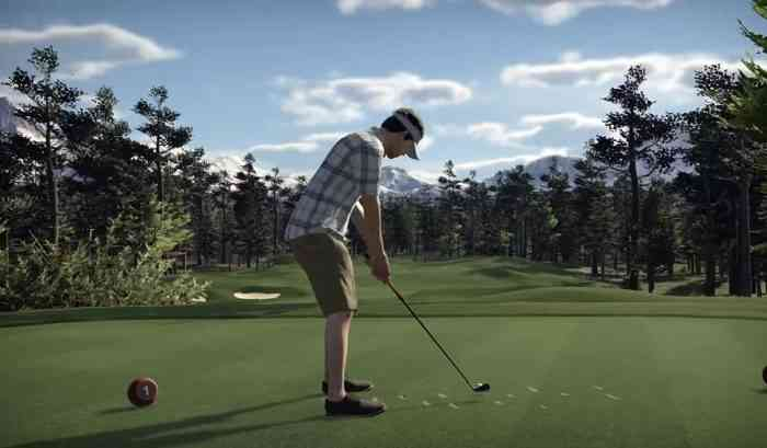 The Golf Club 2 featured