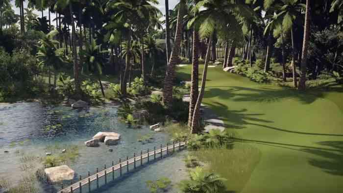 The Golf Club 2 ins1