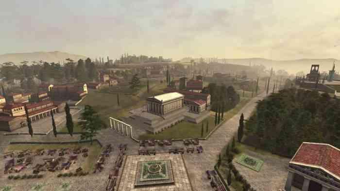 Total War: Arena Top Screen