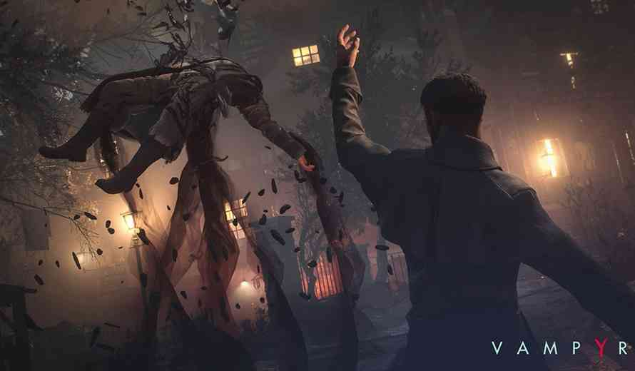 Atmospheric 'Vampyr' Trailer Shows Off Gruesome Action-Packed Gameplay