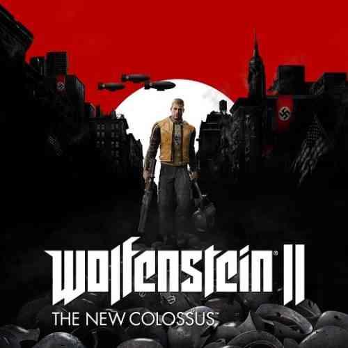 Wolfenstein II: The New Colossus Featured