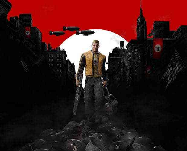 Wolfenstein II: The New Colossus Art