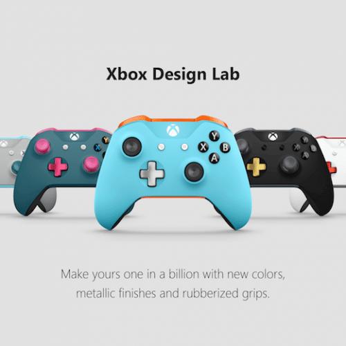 Xbox Design Lab feature