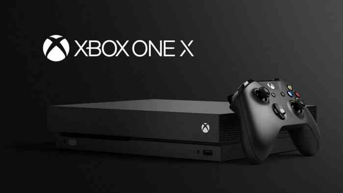 Xbox One X Phil Spencer pushes Xbox One X