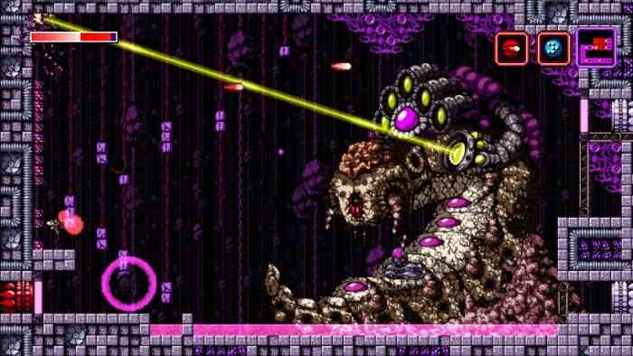 Axiom Verge is coming to Switch this August