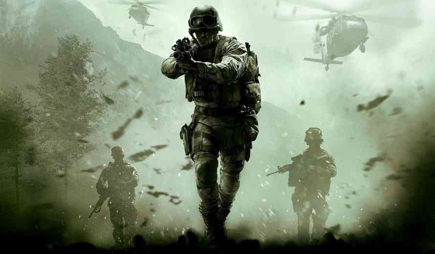 Call of Duty: Modern Warfare Is the Title of the Next CoD Game